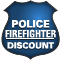 Police / Firefighter Discount